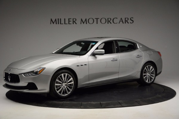 Used 2014 Maserati Ghibli for sale Sold at Maserati of Westport in Westport CT 06880 1