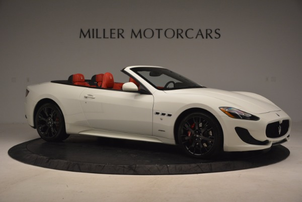 Used 2016 Maserati GranTurismo Sport for sale Sold at Maserati of Westport in Westport CT 06880 10