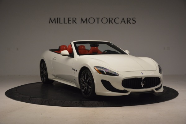 Used 2016 Maserati GranTurismo Sport for sale Sold at Maserati of Westport in Westport CT 06880 11