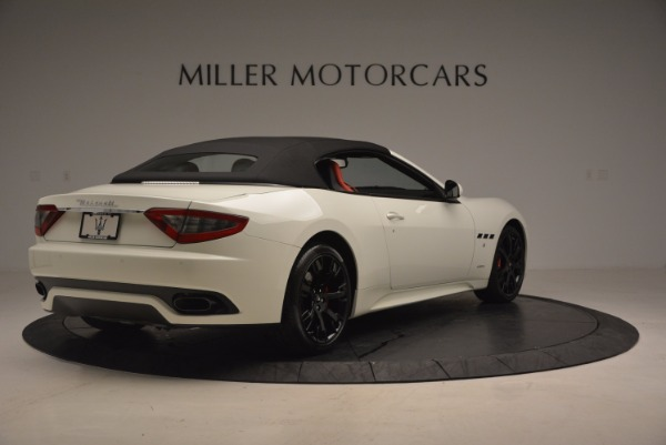 Used 2016 Maserati GranTurismo Sport for sale Sold at Maserati of Westport in Westport CT 06880 19
