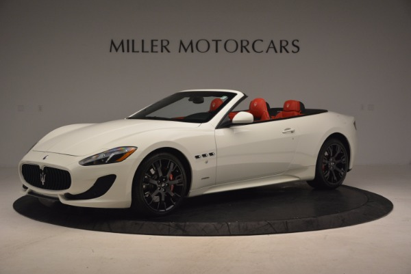 Used 2016 Maserati GranTurismo Sport for sale Sold at Maserati of Westport in Westport CT 06880 2