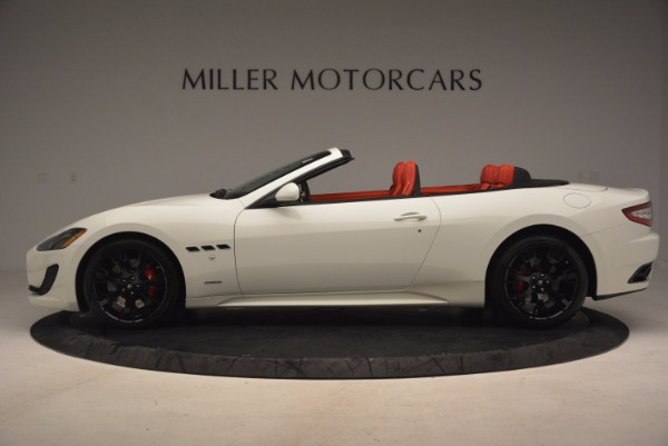 Used 2016 Maserati GranTurismo Sport for sale Sold at Maserati of Westport in Westport CT 06880 3