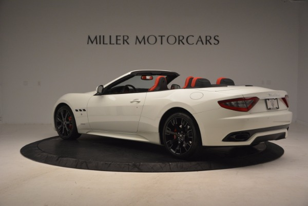 Used 2016 Maserati GranTurismo Sport for sale Sold at Maserati of Westport in Westport CT 06880 5