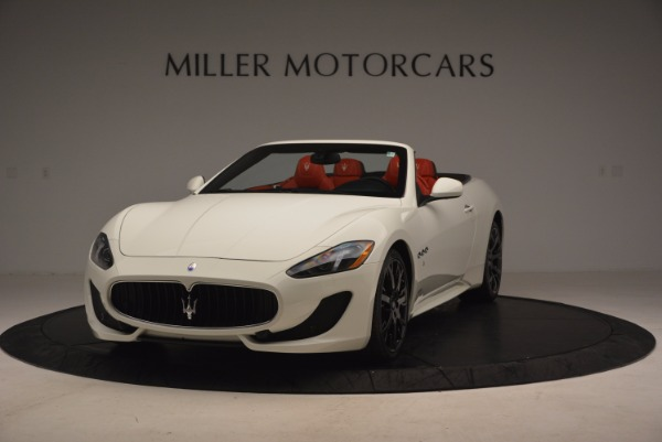 Used 2016 Maserati GranTurismo Sport for sale Sold at Maserati of Westport in Westport CT 06880 1