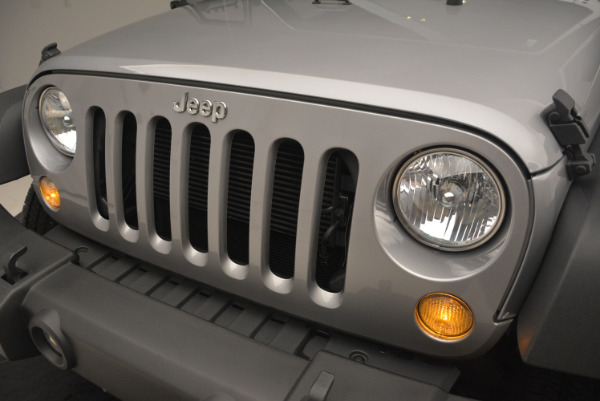 Used 2015 Jeep Wrangler Sport for sale Sold at Maserati of Westport in Westport CT 06880 14