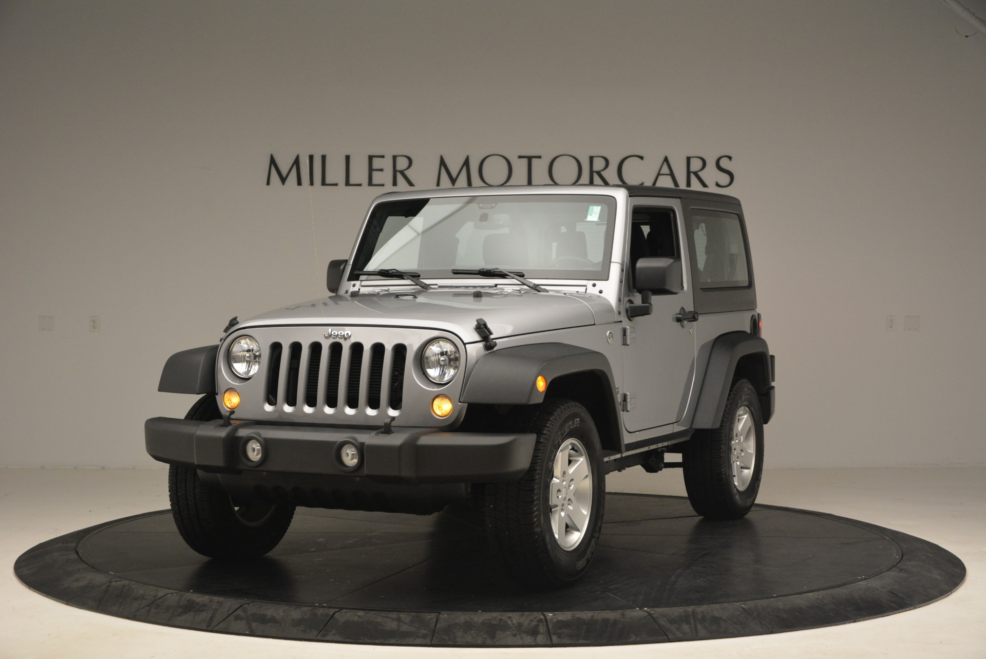 Used 2015 Jeep Wrangler Sport for sale Sold at Maserati of Westport in Westport CT 06880 1