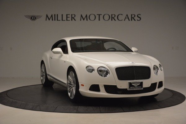 Used 2014 Bentley Continental GT Speed for sale Sold at Maserati of Westport in Westport CT 06880 12
