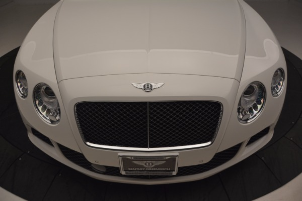 Used 2014 Bentley Continental GT Speed for sale Sold at Maserati of Westport in Westport CT 06880 14