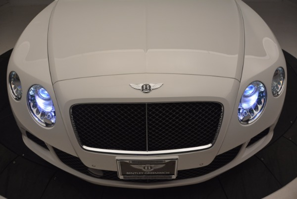 Used 2014 Bentley Continental GT Speed for sale Sold at Maserati of Westport in Westport CT 06880 15
