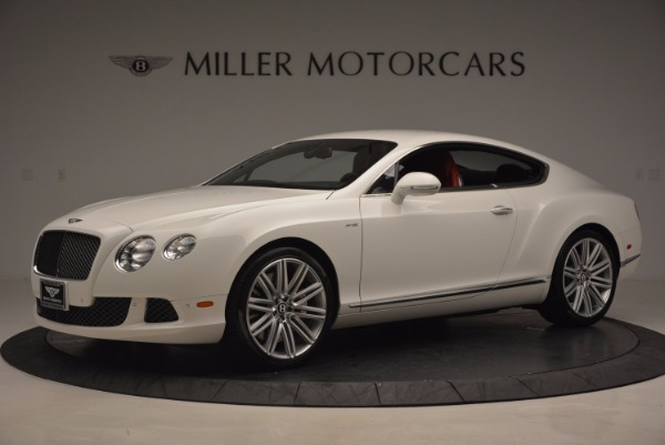 Used 2014 Bentley Continental GT Speed for sale Sold at Maserati of Westport in Westport CT 06880 3