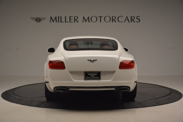 Used 2014 Bentley Continental GT Speed for sale Sold at Maserati of Westport in Westport CT 06880 7