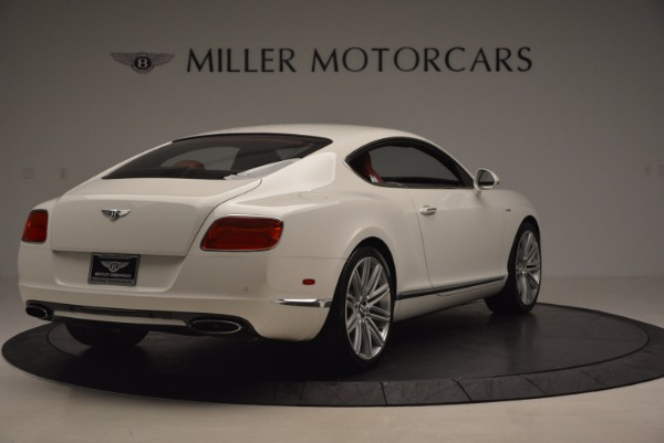 Used 2014 Bentley Continental GT Speed for sale Sold at Maserati of Westport in Westport CT 06880 8