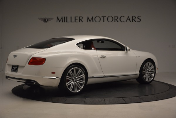 Used 2014 Bentley Continental GT Speed for sale Sold at Maserati of Westport in Westport CT 06880 9