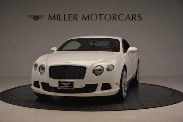 Used 2014 Bentley Continental GT Speed for sale Sold at Maserati of Westport in Westport CT 06880 1