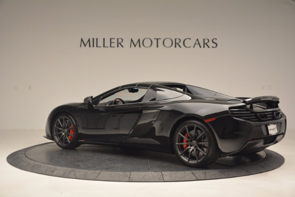 Used 2016 McLaren 650S Spider for sale Sold at Maserati of Westport in Westport CT 06880 15
