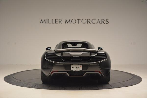 Used 2016 McLaren 650S Spider for sale Sold at Maserati of Westport in Westport CT 06880 16