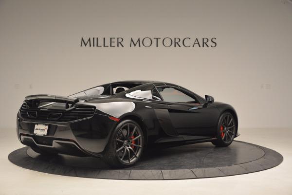Used 2016 McLaren 650S Spider for sale Sold at Maserati of Westport in Westport CT 06880 17