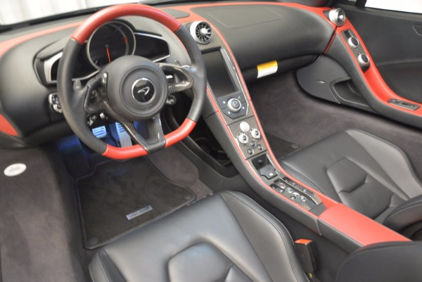 Used 2016 McLaren 650S Spider for sale Sold at Maserati of Westport in Westport CT 06880 21