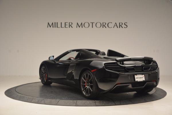 Used 2016 McLaren 650S Spider for sale Sold at Maserati of Westport in Westport CT 06880 5
