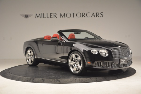 Used 2012 Bentley Continental GT W12 Convertible for sale Sold at Maserati of Westport in Westport CT 06880 10