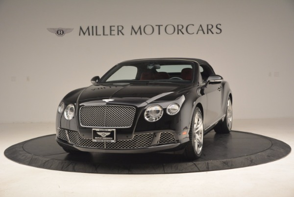 Used 2012 Bentley Continental GT W12 Convertible for sale Sold at Maserati of Westport in Westport CT 06880 14