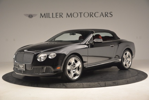 Used 2012 Bentley Continental GT W12 Convertible for sale Sold at Maserati of Westport in Westport CT 06880 15