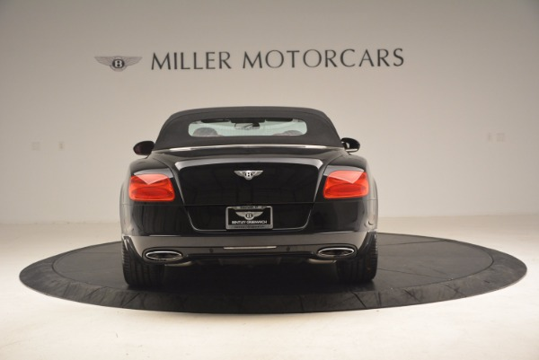 Used 2012 Bentley Continental GT W12 Convertible for sale Sold at Maserati of Westport in Westport CT 06880 19