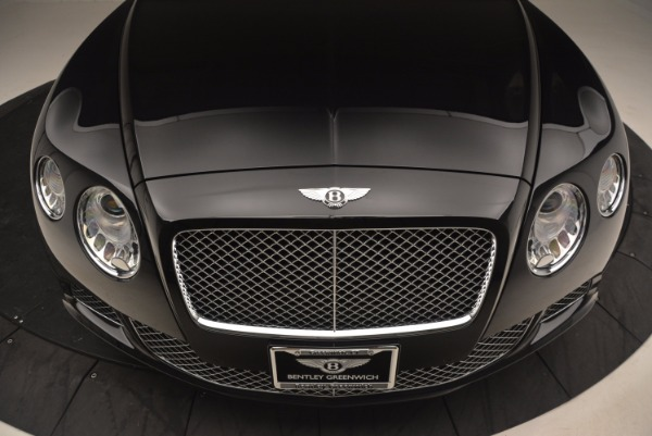 Used 2012 Bentley Continental GT W12 Convertible for sale Sold at Maserati of Westport in Westport CT 06880 25