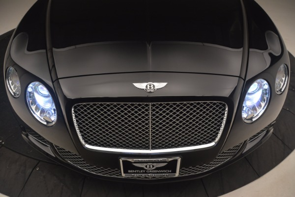 Used 2012 Bentley Continental GT W12 Convertible for sale Sold at Maserati of Westport in Westport CT 06880 26