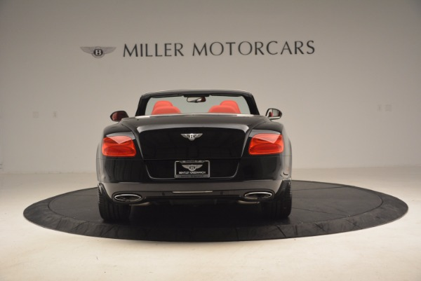 Used 2012 Bentley Continental GT W12 Convertible for sale Sold at Maserati of Westport in Westport CT 06880 6
