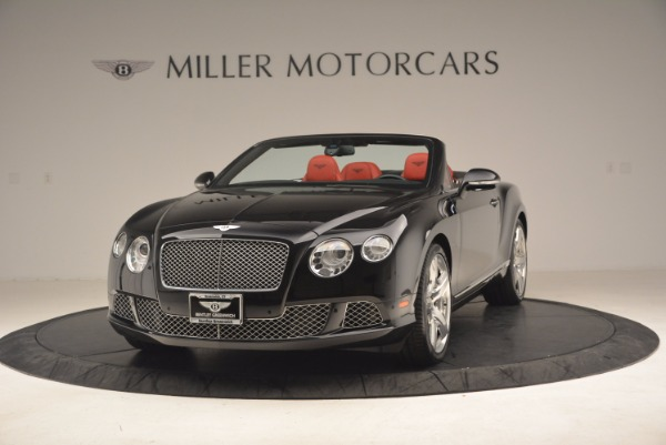 Used 2012 Bentley Continental GT W12 Convertible for sale Sold at Maserati of Westport in Westport CT 06880 1