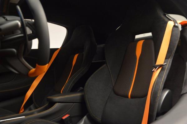 New 2017 McLaren 570S for sale Sold at Maserati of Westport in Westport CT 06880 17
