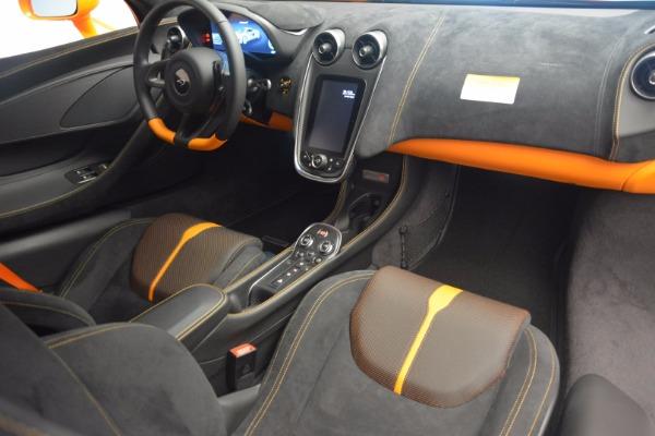 New 2017 McLaren 570S for sale Sold at Maserati of Westport in Westport CT 06880 18