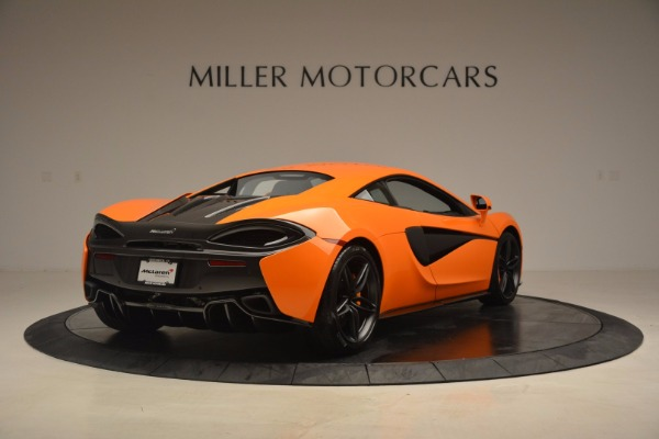 New 2017 McLaren 570S for sale Sold at Maserati of Westport in Westport CT 06880 7