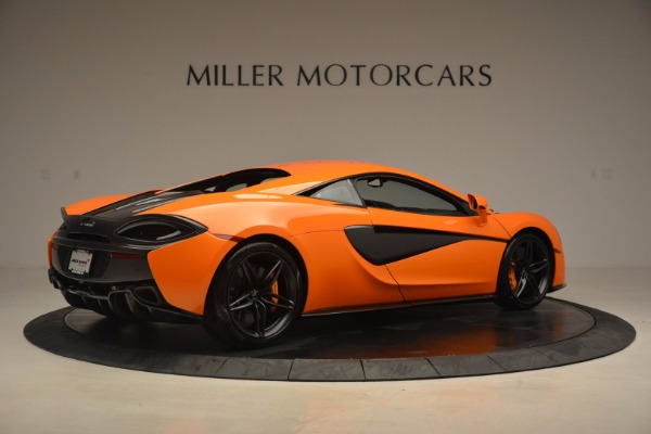 New 2017 McLaren 570S for sale Sold at Maserati of Westport in Westport CT 06880 8