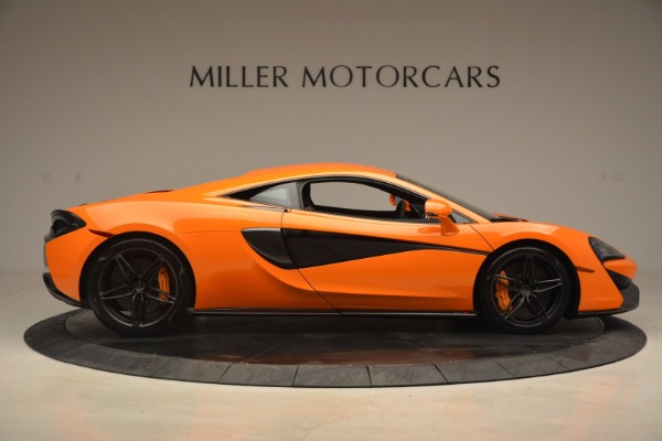 New 2017 McLaren 570S for sale Sold at Maserati of Westport in Westport CT 06880 9