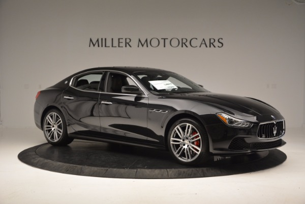 New 2017 Maserati Ghibli SQ4 for sale Sold at Maserati of Westport in Westport CT 06880 10