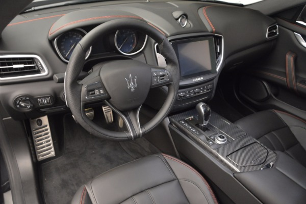 New 2017 Maserati Ghibli SQ4 for sale Sold at Maserati of Westport in Westport CT 06880 13