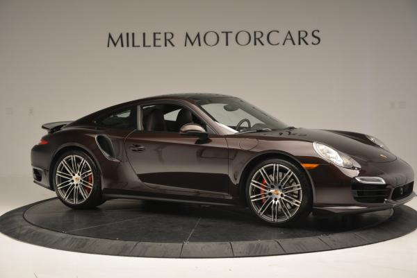 Used 2014 Porsche 911 Turbo for sale Sold at Maserati of Westport in Westport CT 06880 13