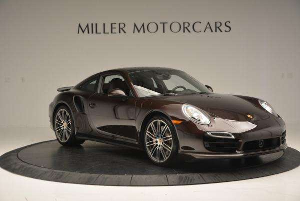 Used 2014 Porsche 911 Turbo for sale Sold at Maserati of Westport in Westport CT 06880 14