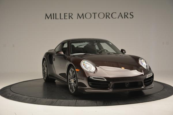 Used 2014 Porsche 911 Turbo for sale Sold at Maserati of Westport in Westport CT 06880 15