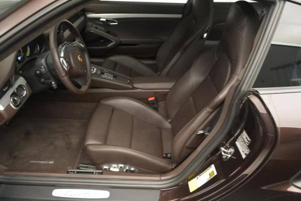 Used 2014 Porsche 911 Turbo for sale Sold at Maserati of Westport in Westport CT 06880 17