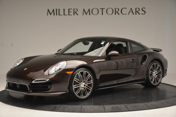 Used 2014 Porsche 911 Turbo for sale Sold at Maserati of Westport in Westport CT 06880 2