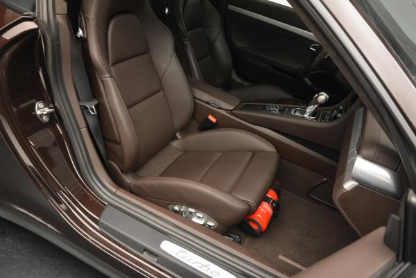 Used 2014 Porsche 911 Turbo for sale Sold at Maserati of Westport in Westport CT 06880 24