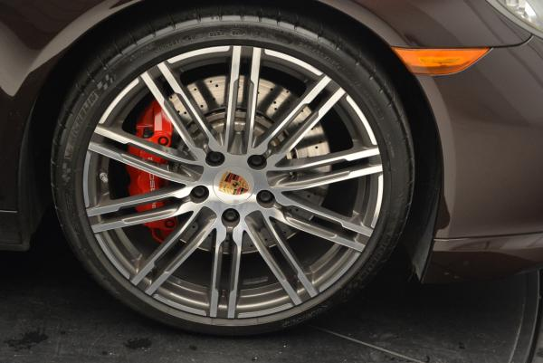 Used 2014 Porsche 911 Turbo for sale Sold at Maserati of Westport in Westport CT 06880 28