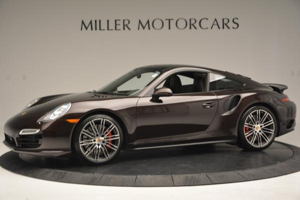 Used 2014 Porsche 911 Turbo for sale Sold at Maserati of Westport in Westport CT 06880 3