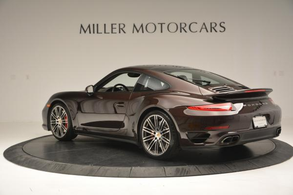Used 2014 Porsche 911 Turbo for sale Sold at Maserati of Westport in Westport CT 06880 5