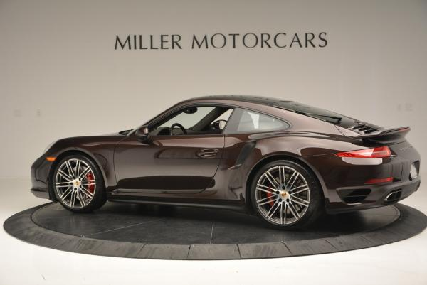 Used 2014 Porsche 911 Turbo for sale Sold at Maserati of Westport in Westport CT 06880 6