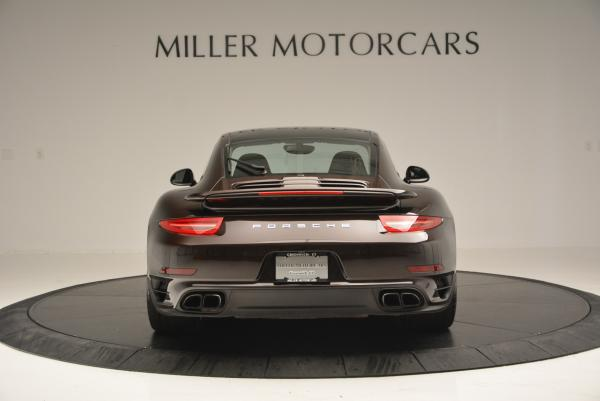 Used 2014 Porsche 911 Turbo for sale Sold at Maserati of Westport in Westport CT 06880 7