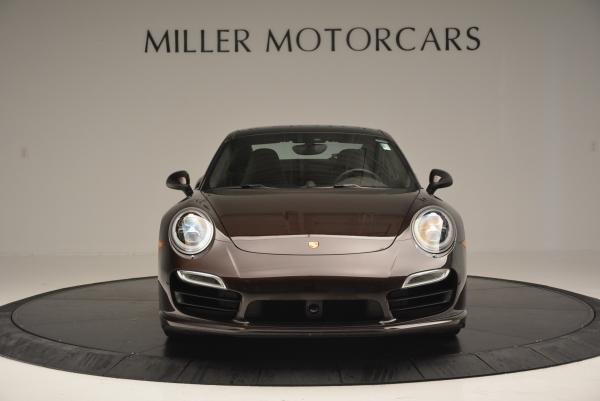 Used 2014 Porsche 911 Turbo for sale Sold at Maserati of Westport in Westport CT 06880 8